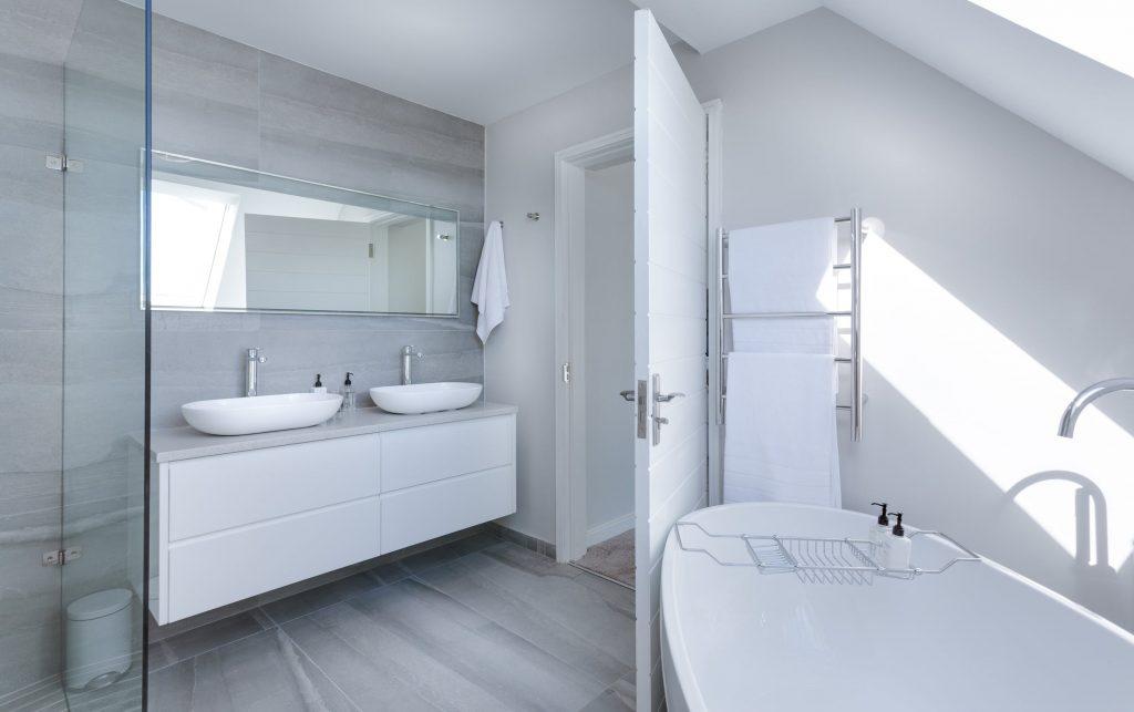 Van Stippent Bouwservice - badkamer onderhoud en renovatie